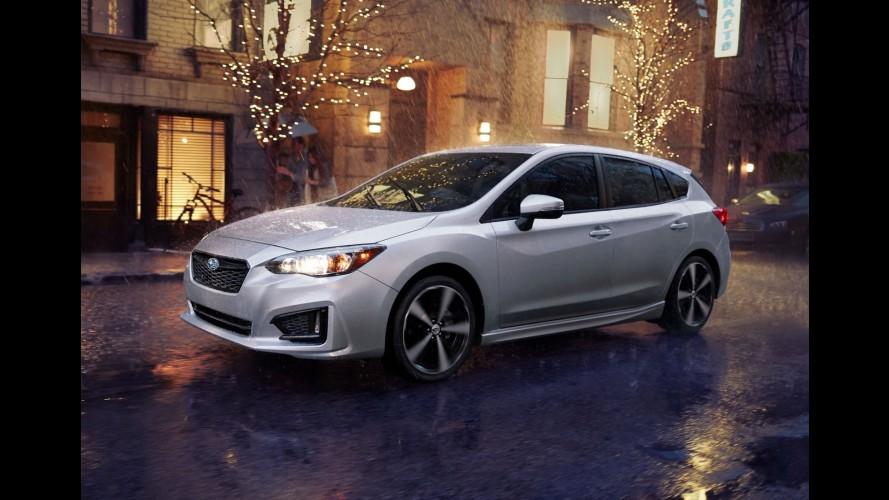 Subaru ilerlemeyi globalde sürdürüyor