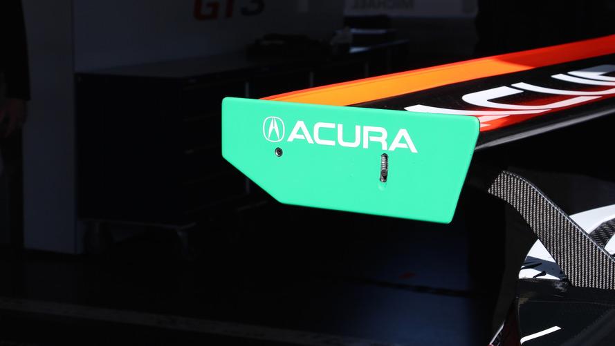Acura NSX GT3: Daytona 2017