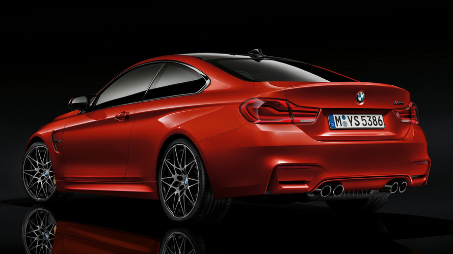 BMW Série 4 facelift