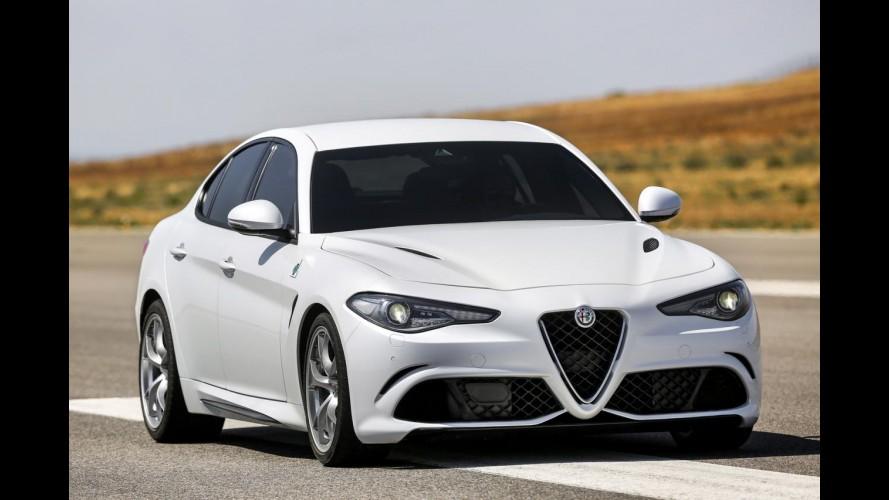 Atrasado, Alfa Romeo Giulia chegará ao mercado apenas no fim de 2016