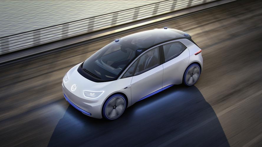 VW I.D. Hatchback'in üretim versiyonu tıpkı konsept gibi olacak