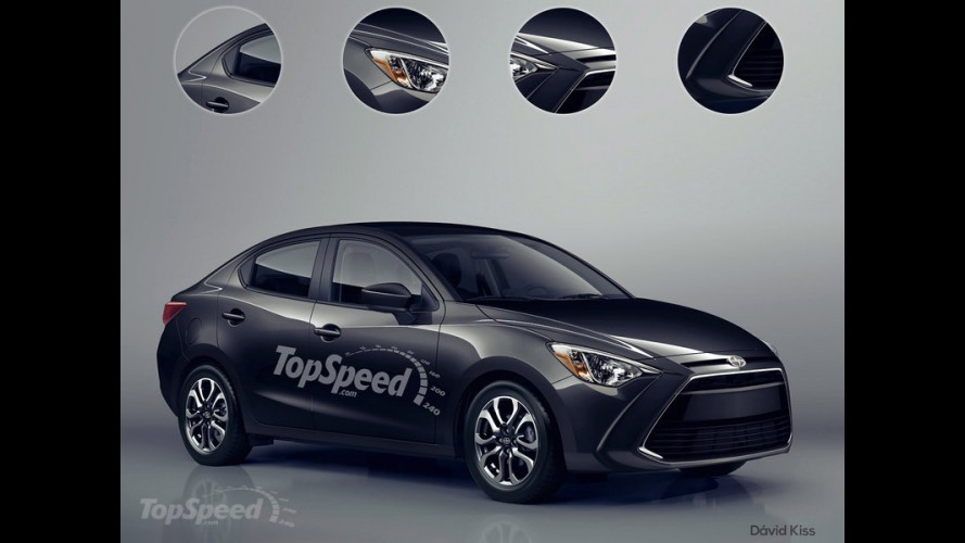 Eis o Toyota clone do Mazda2 que será vendido no Brasil