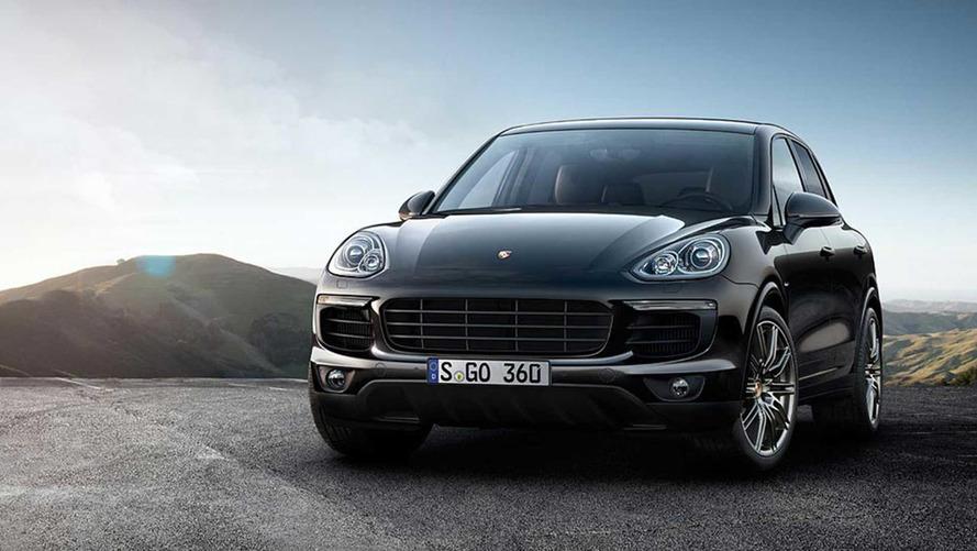 Porsche Cayenne S y S Diesel Platinum Edition