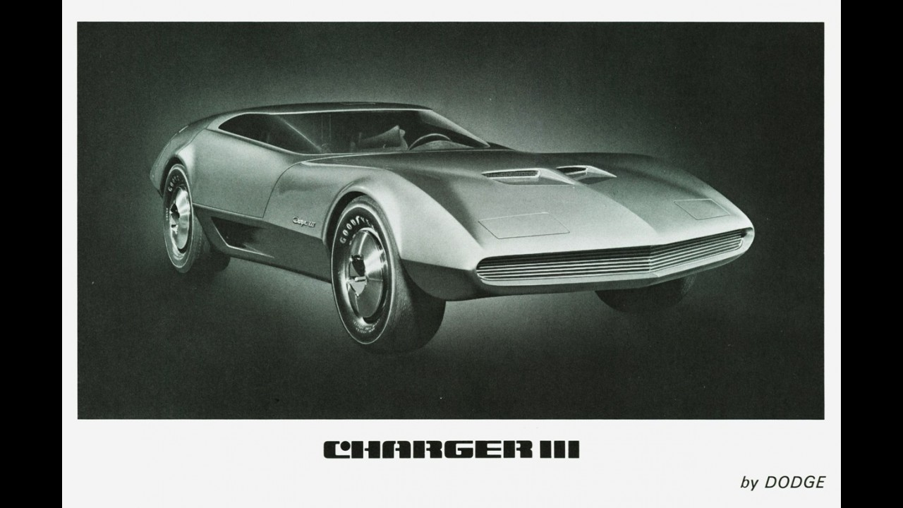 Dodge Charger III Concept