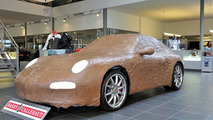 Porsche 911 Carrera S Draped in Chocolate