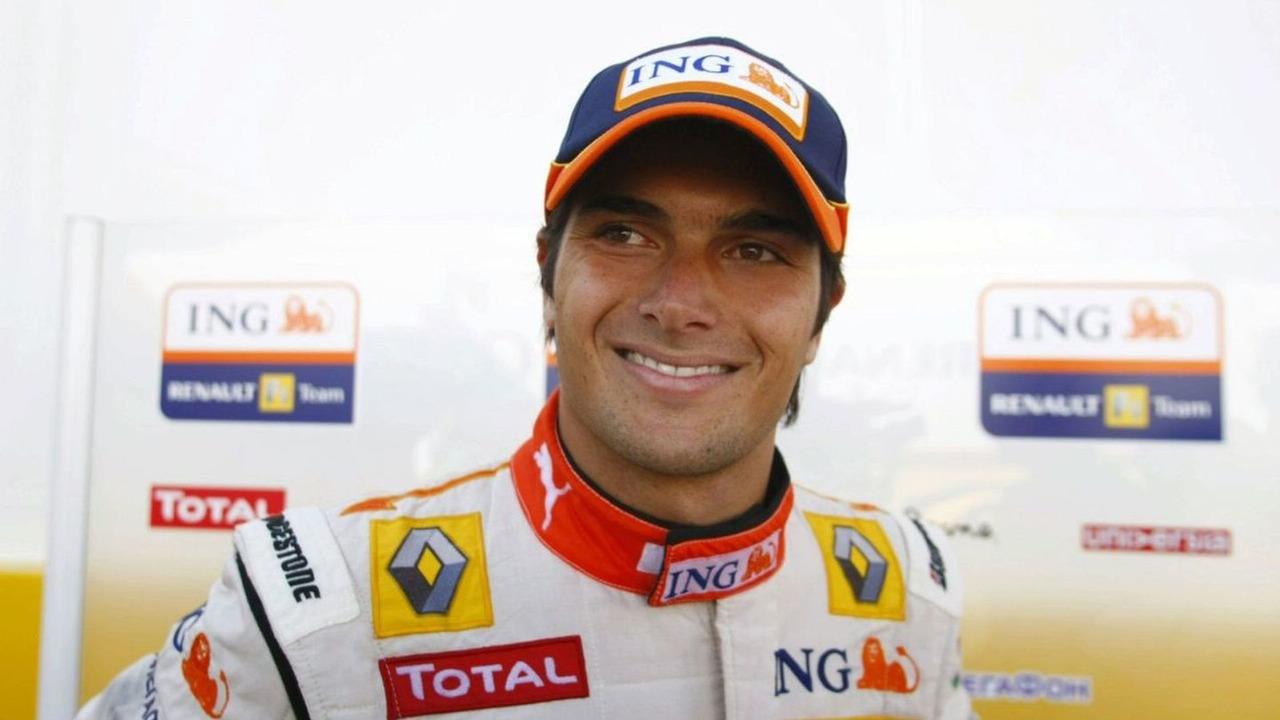 Nelson Piquet Jr, Hungarian grand prix, 24.07.2009