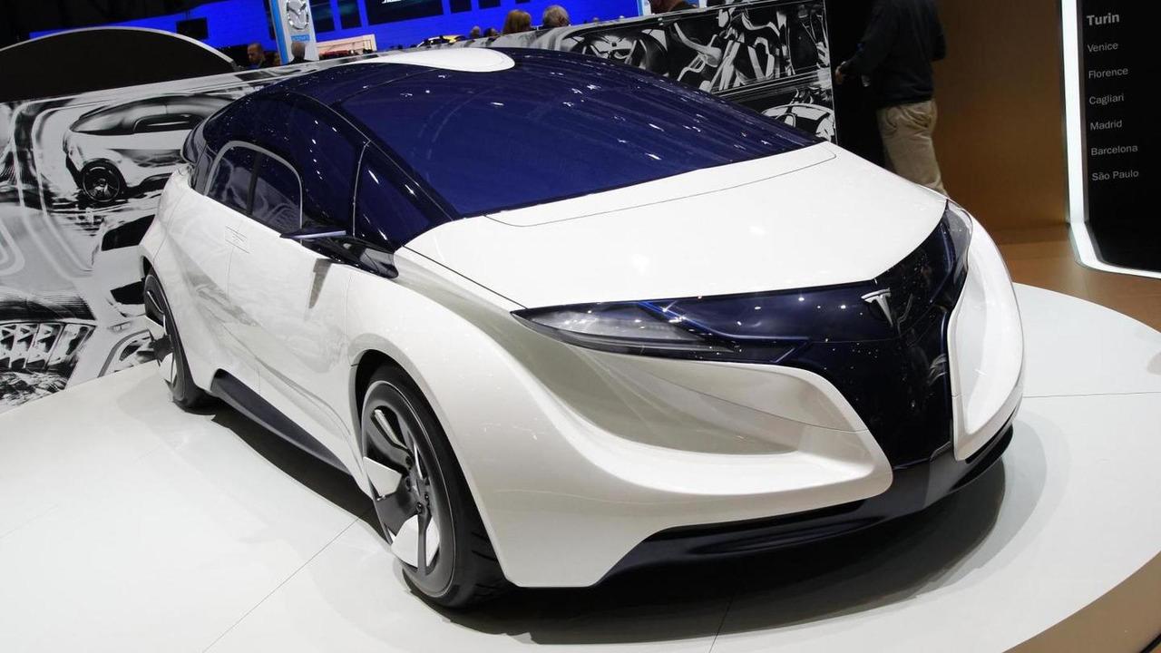 Электрический автомобиль тесла