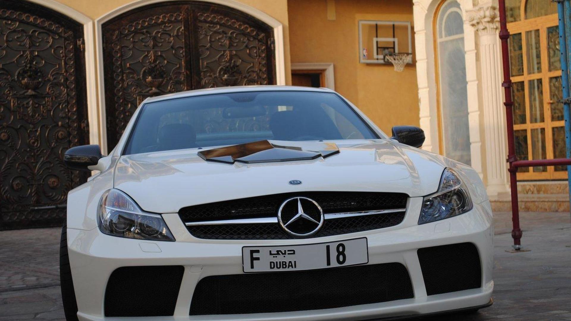 Brabus Mercedes Benz Sl65