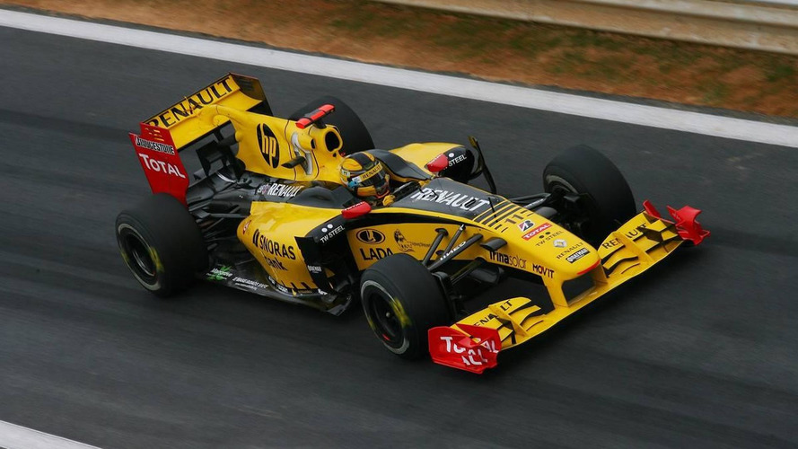Boullier encouraged as Kubica sets pace in Korea