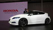 Honda CR-Z concept live in Tokyo 2009