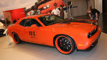 Dodge Challenger by Eibach at 2008 Essen Motor Show