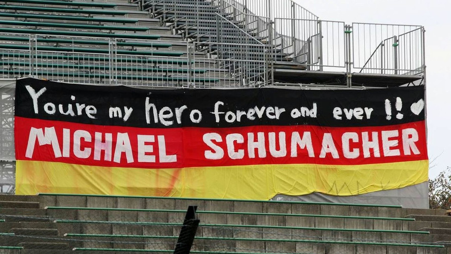 Schumacher could test GP2 car in Abu Dhabi - report