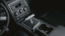 Dodge Challenger chromed T-shifter automatic transmission knob