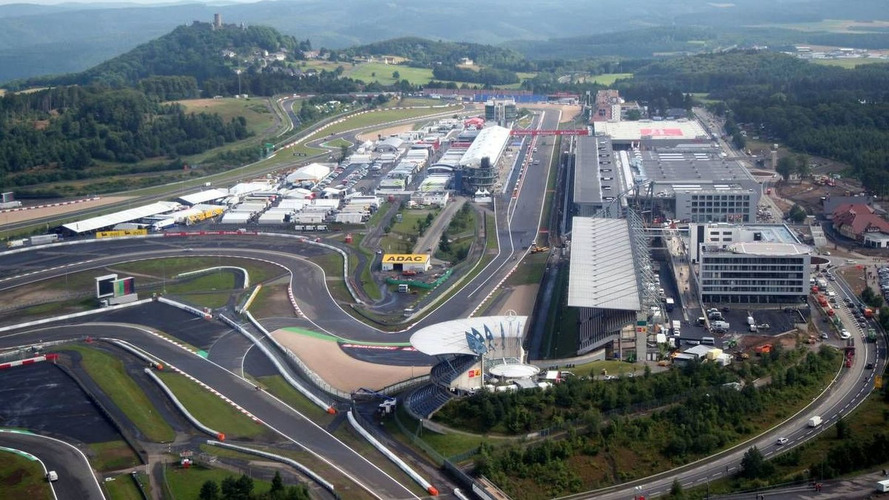 Nurburgring wants better deal for new F1 contract