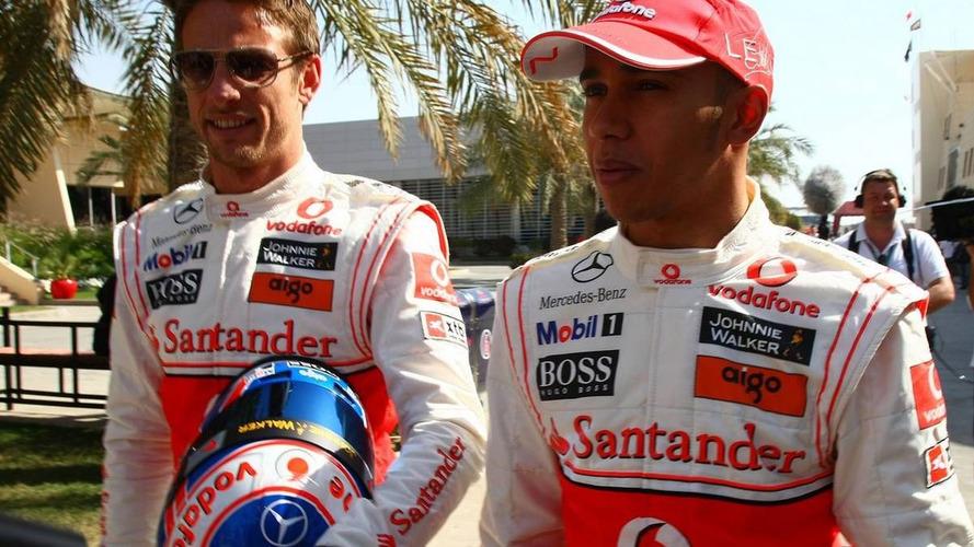 'Intelligent' Button winning battle with Hamilton - Brawn