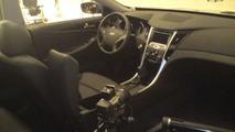 2011 Hyundai Sonata spied during photoshoot