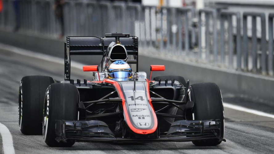 McLaren confirms 'graphite-grey' livery change