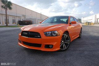 2014 Dodge Charger SRT Super Bee Review: A Big, American Smoke Machine