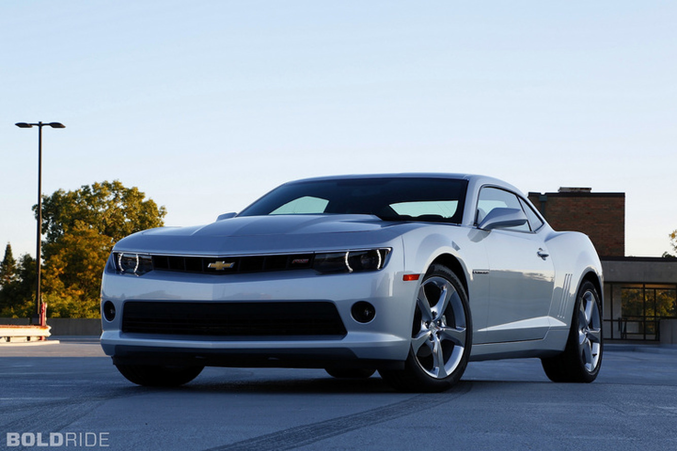 GM Recalling More Than 500,000 Chevy Camaros for Ignition Defect