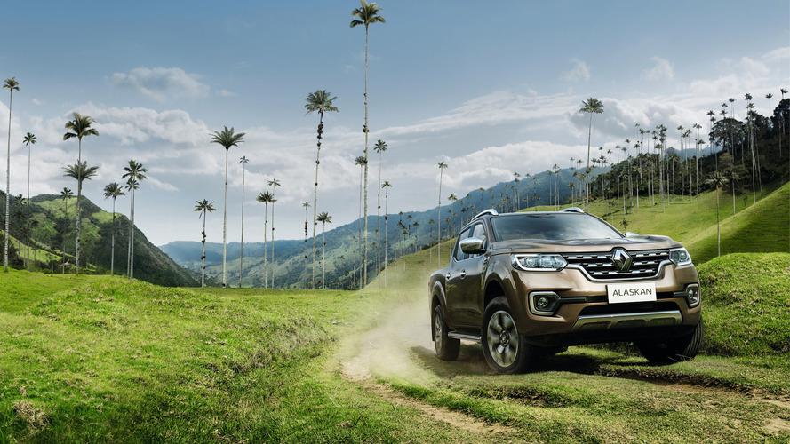 Renault Alaskan, Eylül ayında Avrupa'da satışa sunulacak