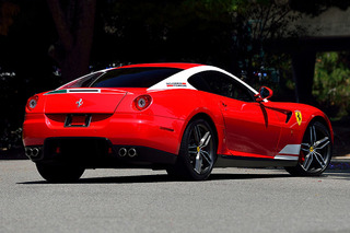 This 600-HP Ferrari Pays Homage to a Racing Legend