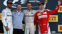 Formula 1 Russian GP race results