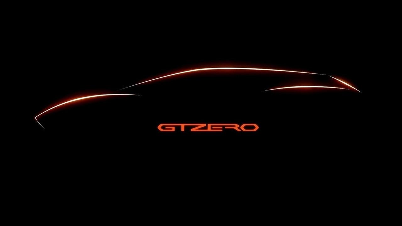 Italdesign GT Zero concept teaser