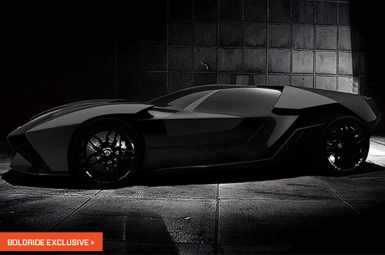 Brilliant Mind Behind: Lamborghini Ankonian