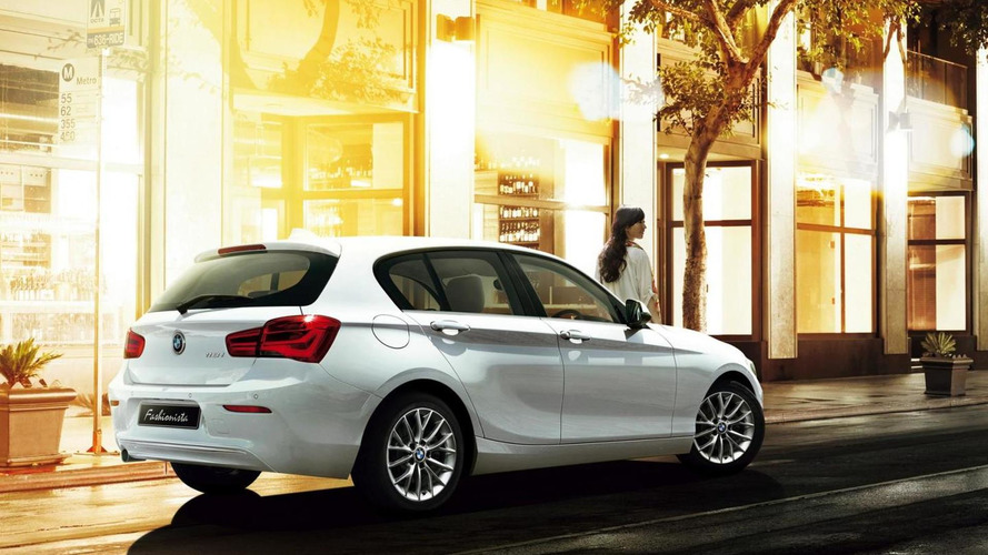 BMW 118i Fashionista limited edition introduced in Japan