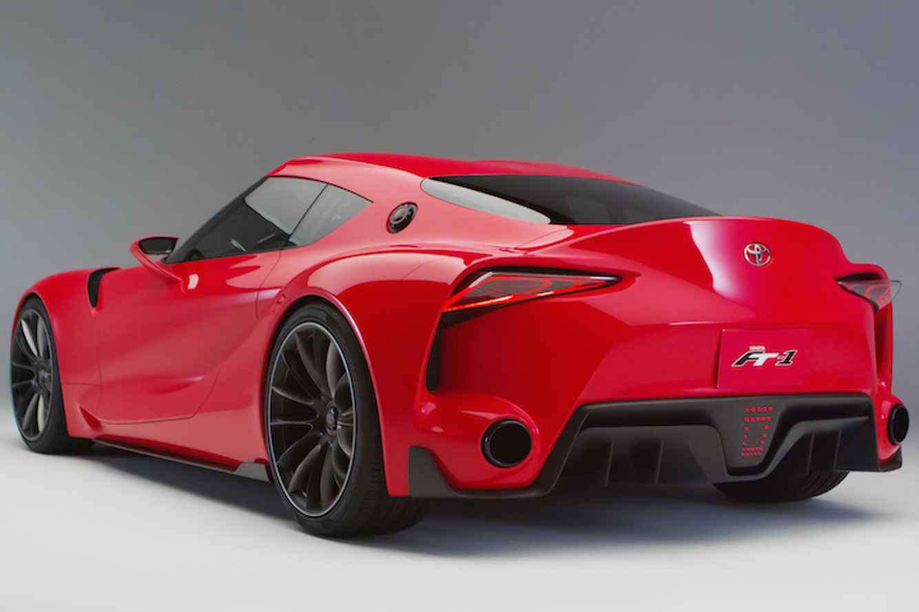 Everything We Know About the Upcoming Toyota Supra