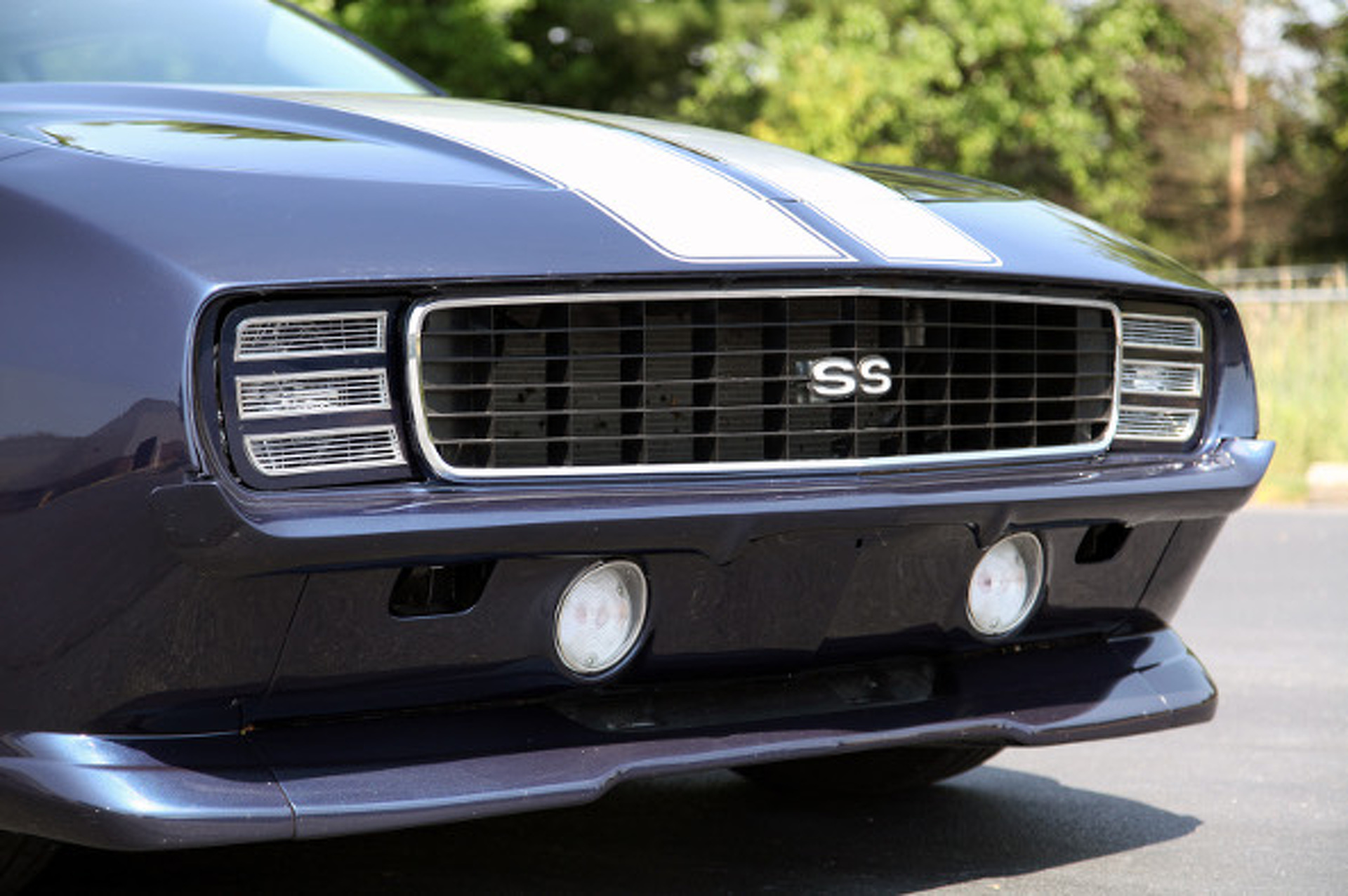 Turns Back The Clock On Muscle Cars