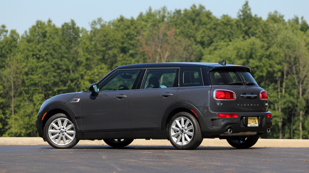 review 2016 mini cooper s clubman. Black Bedroom Furniture Sets. Home Design Ideas