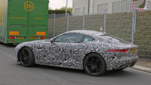 2017 Jaguar F-Type spy photos