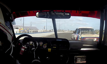 Watching Two BMW 3.0 CSL