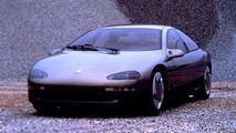 1987 Chrysler Lamborghini Portofino concept