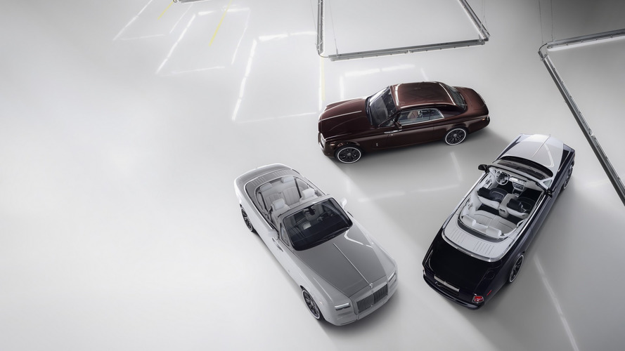 Sold-out Rolls-Royce Zenith Collection is a last hurrah for Phantom VII