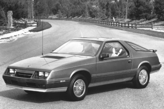 1985 Chrysler Laser XE: Approved by Darth Vader [video]