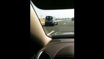 Foto spia della Fiat Panda 4x4