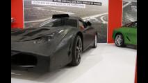 Ferrari ad Auto e Moto d'Epoca 2014