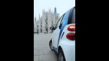 Car2go a Milano