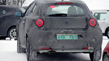 Alfa Junior Furiosa spy photo