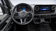Third-Gen Mercedes-Benz Sprinter Teaser