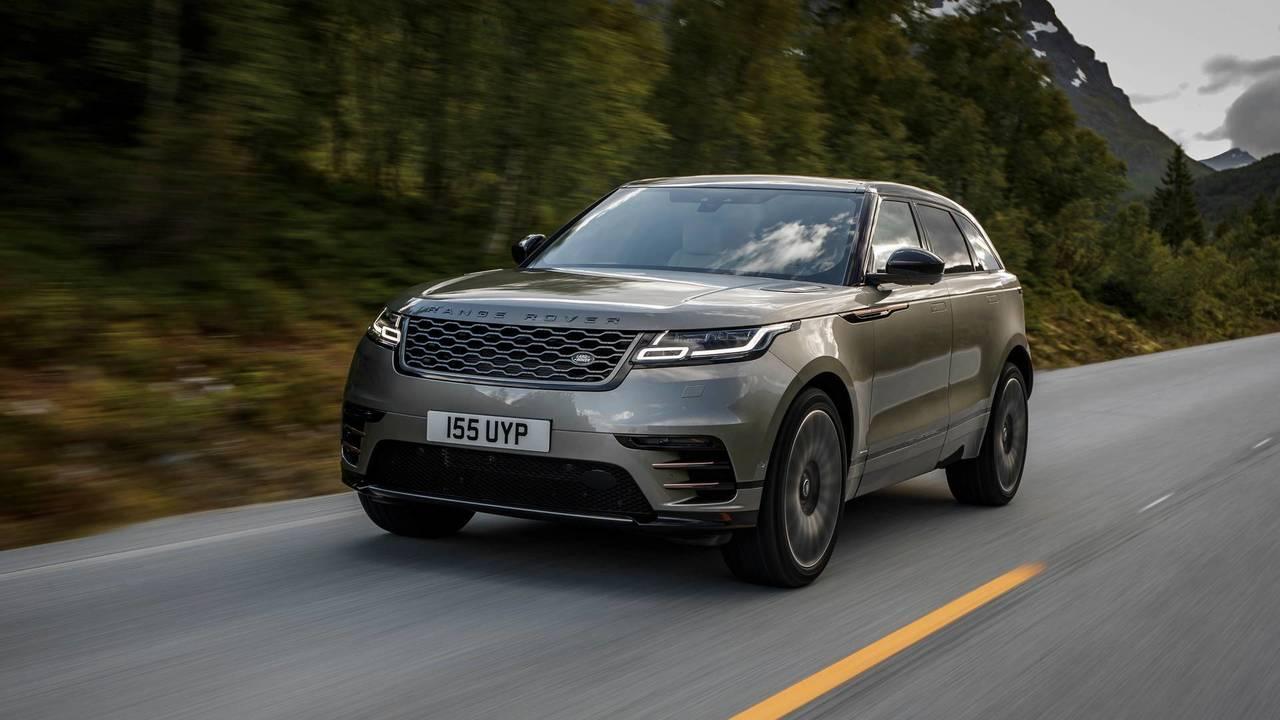 The stylish one – Range Rover Velar