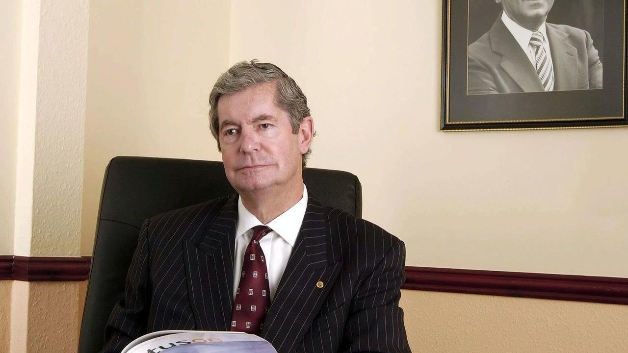 Lotus CEO Michael Kimberley