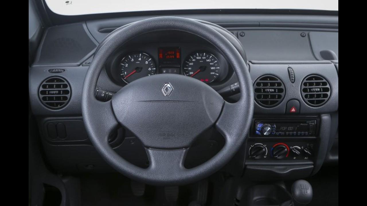 Renault Kangoo 2015 chega com visual atualizado e preço inicial de R$ 40.850