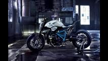 BMW Kinky Concept Roadster é naked de visual futurista e motor boxer