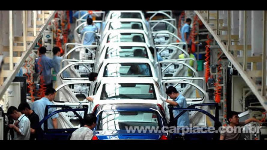 Brasil ultrapassa a marca de 1 milhão de veículos vendidos neste ano mesmo com a crise