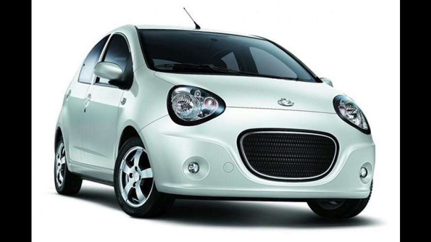 Chinesa Geely será representada no Brasil pelo mesmo importador da Kia Motors