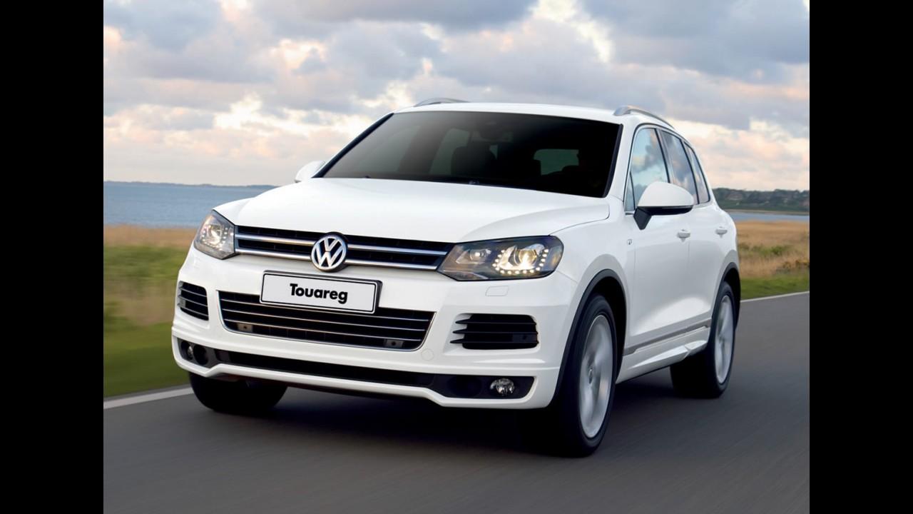 Volkswagen lança pacote esportivo R-Line para seis modelos no Brasil