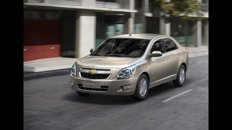 Oficial: Chevrolet Cobalt Europeu terá motor 1.5 16V de 105 cavalos